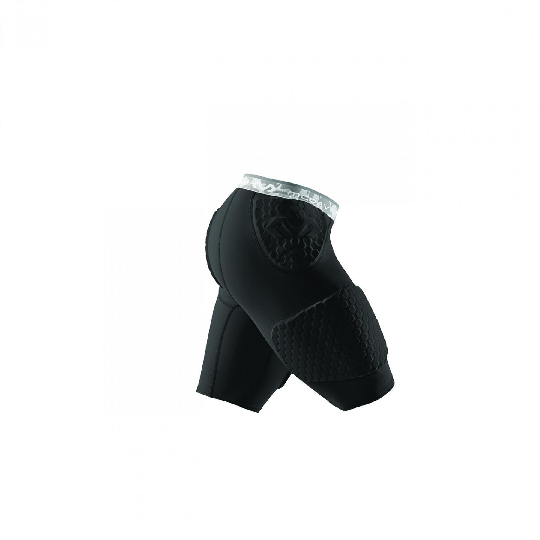 Short de protection McDavid HexTM « Wrap-Around » Black