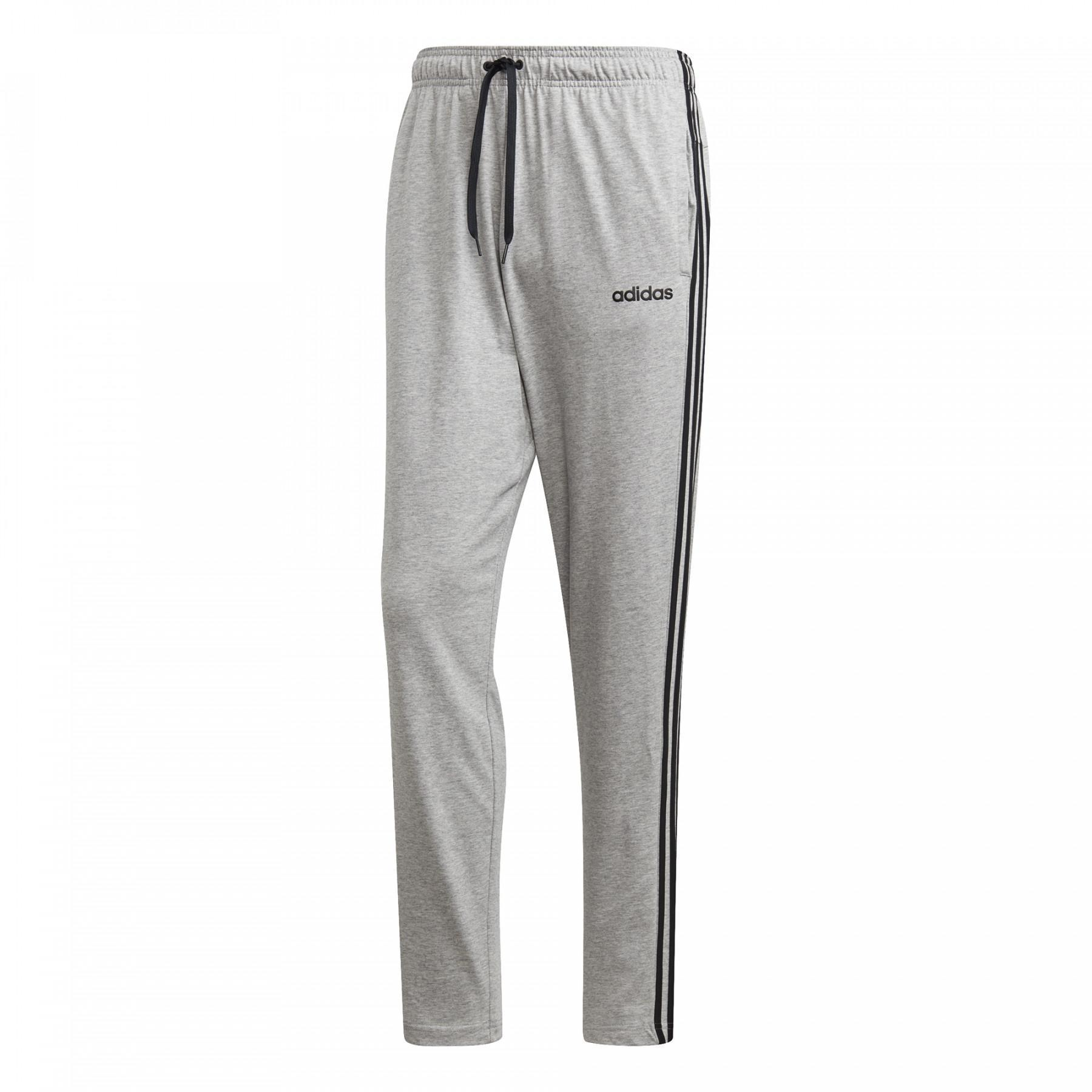 Arte sílaba padre  Pantalon adidas Essentials 3-Stripes Tapered Open Hem