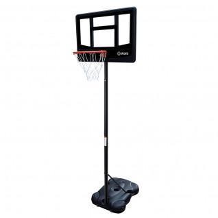 Panier mini basket réglable 1.65m à 2.20m Sporti France