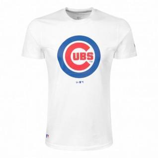 T-shirt New Era Team Logo Chicago Cubs