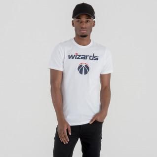 T-shirt New Era logo Washington Wizards