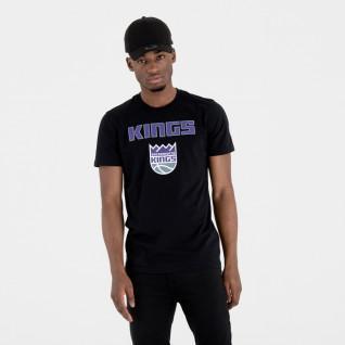 T-shirt logo Sacramento Kings