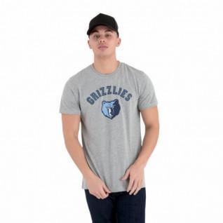 T-shirt New Era logo Memphis Grizzlies