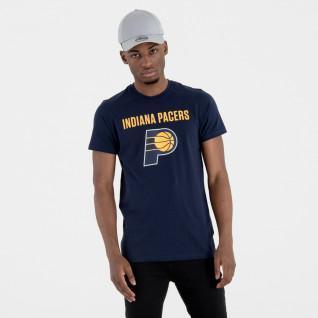 T-shirt New Era logo Indiana Pacers