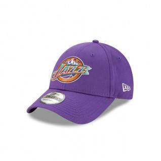 Casquette New Era Jazz Hard Wood Classic 9forty