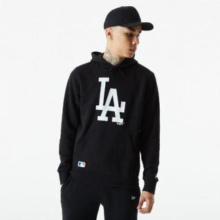 Sweat à capuche New Era MLB Infill Logo Los Angeles Dodgers