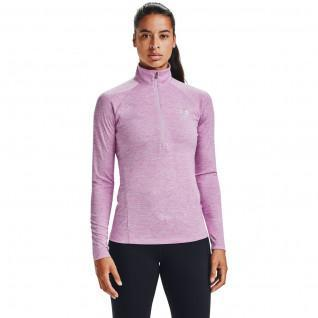Maillot femme Under Armour Tech Twist 1/2 Zip