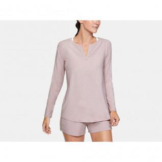 Haut à manches longues femme Under Armour Athlete Recovery Sleepwear™