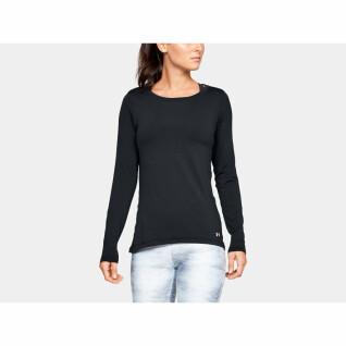 T-shirt femme à manches longues Under Armour HeatGear®
