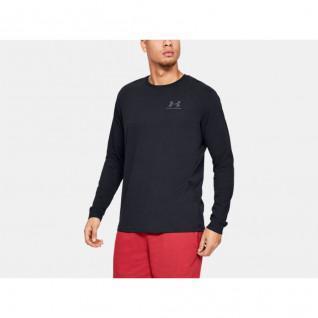 T-shirt à manches longues Under Armour Sportstyle Left Chest