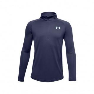Haut garçon Under Armour Tech™ 2.0 ½ Zip