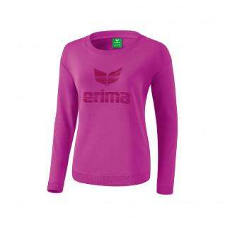 Sweat-shirt enfant femme Erima essential à logo