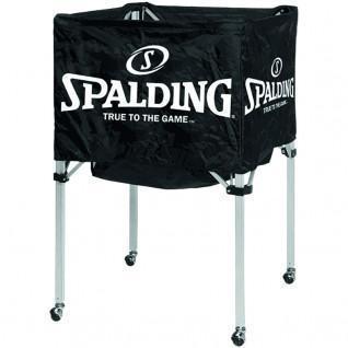 Chariot à ballons pliable Spalding