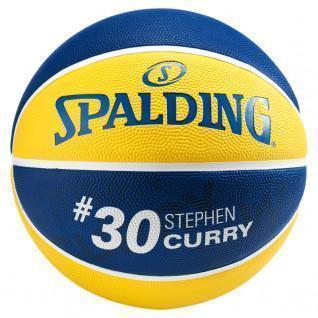 Ballon Spalding NBA Player Stephen Curry (83-866z)