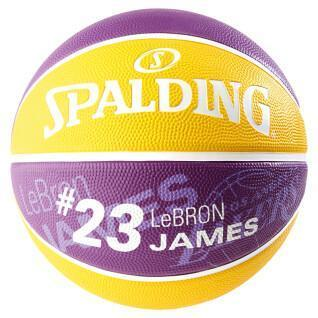 Ballon Spalding NBA Player Lebron James (83-863z)
