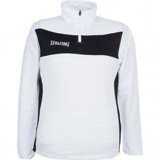 Sweat 1/4 zip Junior Spalding Evolution II