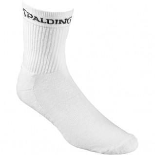 Chaussettes moyennes Spalding