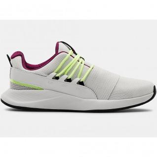 Baskets femme Under Armour Charged Breathe Lace