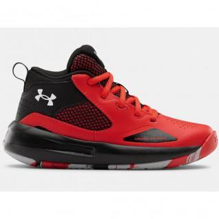Chaussures kid Under Armour Lockdown 5