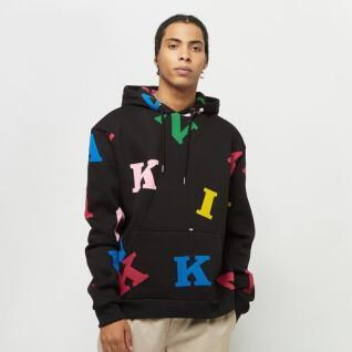 Sweatshirt à capuche Karl Kani Retro Logo