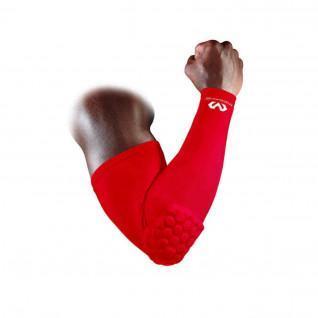 "Manchon de protection McDavid Hex ""Power Shooter"" Red"