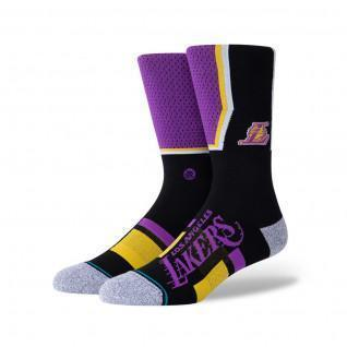 Chaussettes Los Angeles Lakers Shortcut 2
