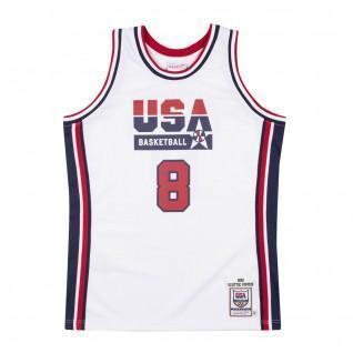 Maillot domicile authentique Team USA Scottie Pippen 1992