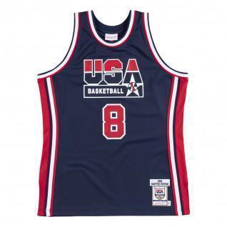 Maillot authentique Team USA nba Scottie Pippen