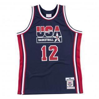 Maillot authentique Team USA nba John Stockton