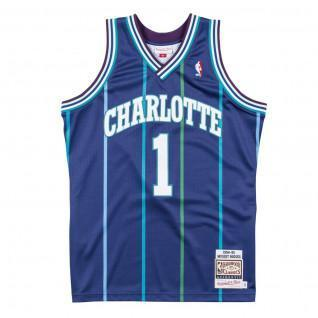 Maillot authentique Charlotte Hornets Muggsy Bogues 1994/95