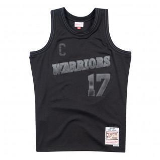 Maillot Golden State Warriors black on black