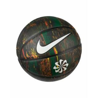 Ballon Nike recycled rubber dominate 8p