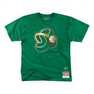 T-shirt Seattle Supersonics mida