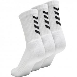 Lot de 3 chaussettes Hummel Fundamental