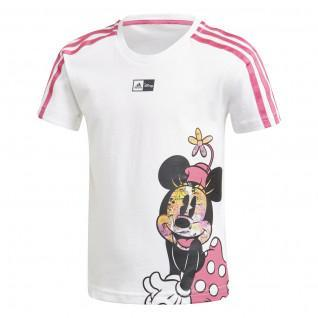 T-shirt femme enfant adidas Disney Minnie Mouse