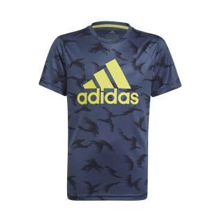 T-shirt enfant adidas Designed To Move Camouflage