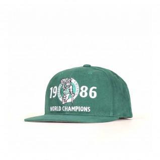 Casquette Boston Celtics finals history