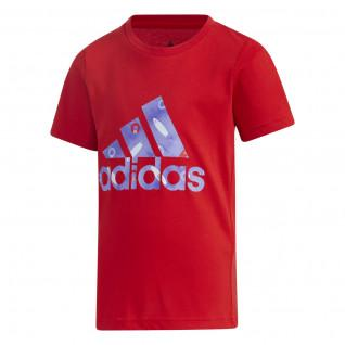 T-shirt enfant adidas Badge of Sport