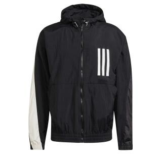 Coupe-vent adidas Sportswear W.N.D. X-City Packable