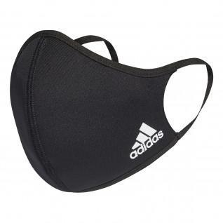 Lot de 3 masques adidas M/L