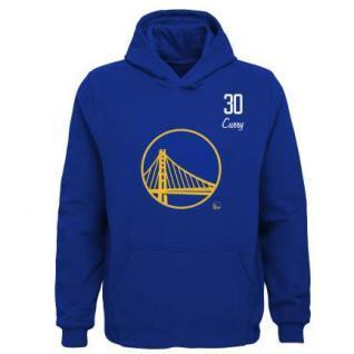 Hoodie enfant Outerstuff NBA Golden State Warrios Stephen Curry