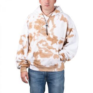 Sweatshirt à capuche Karl Kani Signature Tie Dye