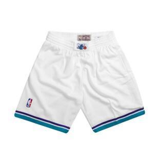 Short Charlotte Hornets 1992-93 Mitchell & Ness