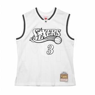 Maillot Allen Iverson Philadelphia 76ers 1996-97