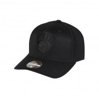 Casquette Brooklyn Nets blk/wht logo 110