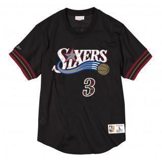 Maillot Philadelphia 76ers name & number Allen Iverson