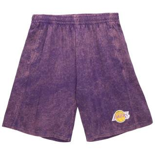 Short Mitchell & Ness NBA Los Angeles Lakers 2021/22