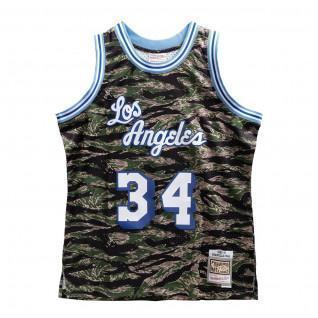 Maillot Los Angeles Lakers tiger camo