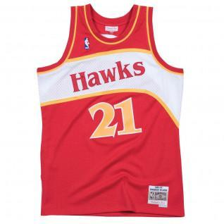 Maillot Atlanta Hawks Dominique Wilkins