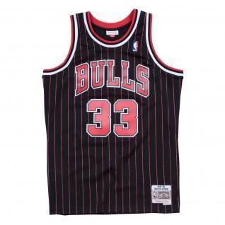 Maillot Chicago Bulls Alternate 1995-96 Scottie Pippen NBA